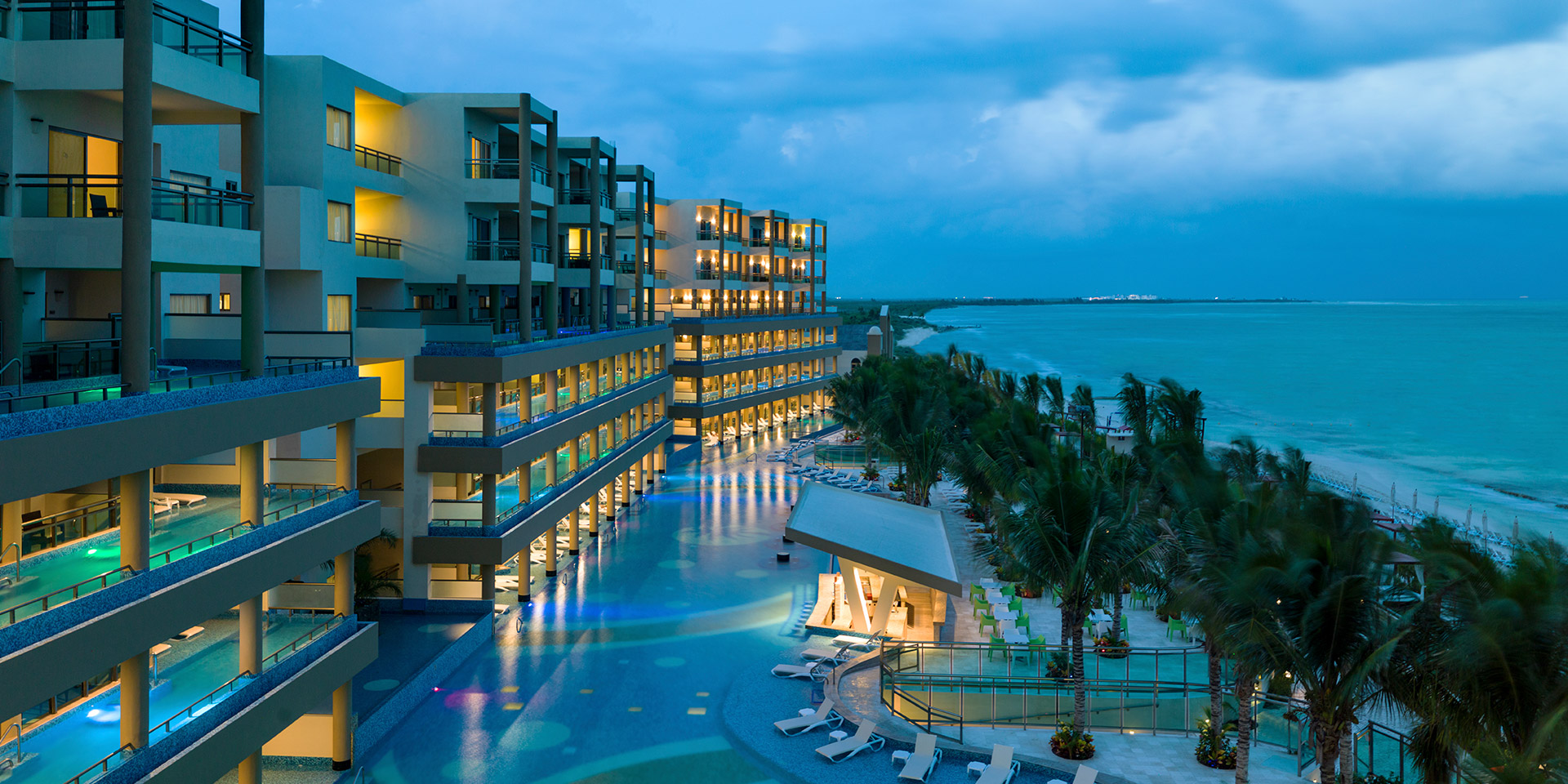 Resorts in Riviera Maya Mexico